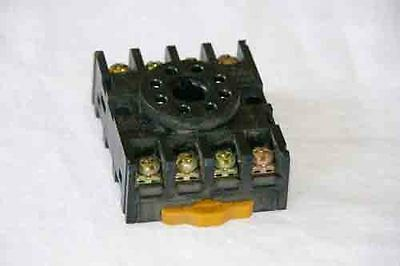 3 x PF083A Relay or Timers Socket Base,