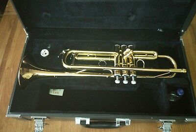 trumpet yamaha ytr 4335 g made in Japan in excellent condition