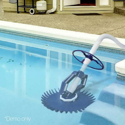Above Ground Automatic Swimming Pool Cleaner Climb Wall Pool Cleaner Vacuum 10M