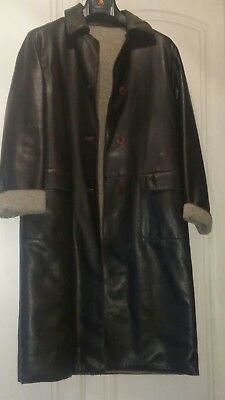 Cappotto donna VINTAGE double face tg.42