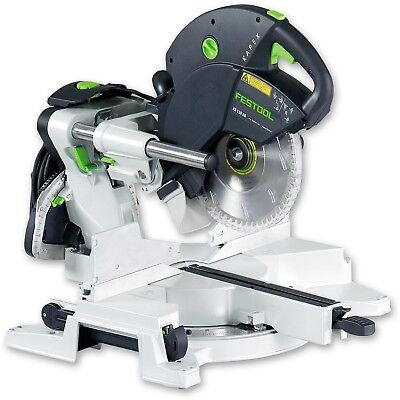 Festool KAPEX KS 120 EB GB 240V Sliding Compound Mitre Saw | 561285