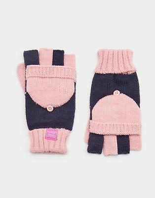Joules 124498 Girls Ailsa Gloves in Navy