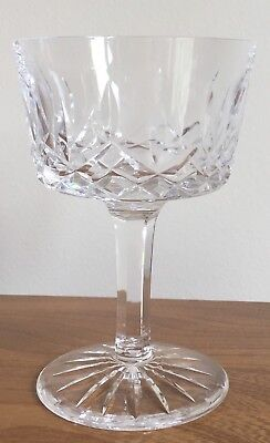 Tyrone Crystal Rosses Champagne / Sundae Glass  up to 4 available