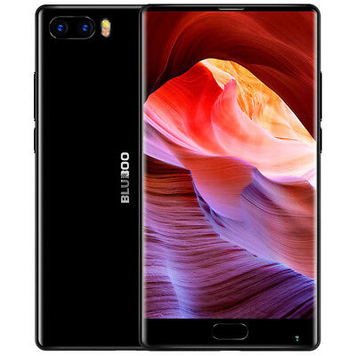 "Bluboo S1 4G Smartphone 5.5"" Android 7.0 Octa Core 4G+64GB 3*Cameras Unlocked"