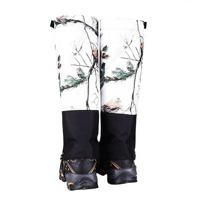 Snow Legging Gaiters Protection Guard Skiing Hiking Climbing Moutaineering L
