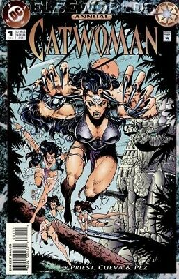 Catwoman (1993) ANNUAL #   1 (9.0-NM)