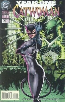 Catwoman (1993) ANNUAL #   2 (9.0-NM)