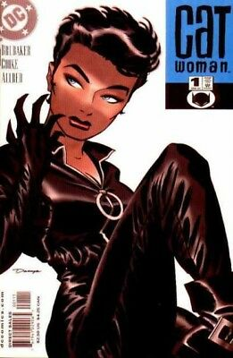 Catwoman (2002) #   1 (8.0-VF)