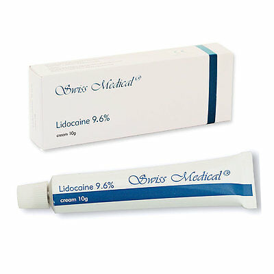 "Plasma Pen Betäubungs Creme ""SWISS MEDICAL"""