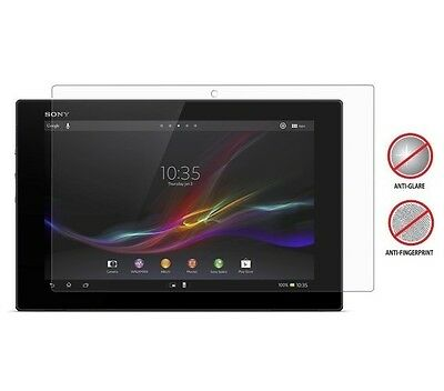 "Sony Xperia Tablet Z 10.1"" Inch Anti-Glare Matte LCD screen Protector film cover"
