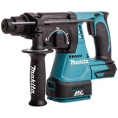 Makita LXT 18V Cordless SDS Plus Brushless 3 Mode Rotary Hammer Drill - DHR242Z