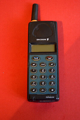 Vintage Ericsson GA628 Mobile phone Cell phone  GSM Collectible