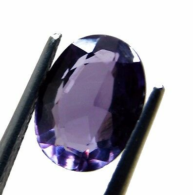 3.60 Ct Exclusive Unheated Rare Oval Cut Color Change Alexandrite Gemstone. 1180