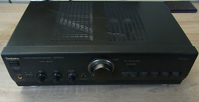 Technics Stereo Integrated Amplifier A700 MK3 Verstärker Funktion ok