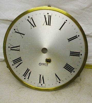 Gents Of Leicester Dial For A Watchmans Clock