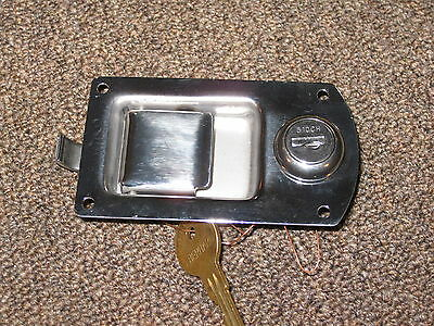 Eberhard 4860 Locking Paddle Latch Military M915 M916A1 LET NEW