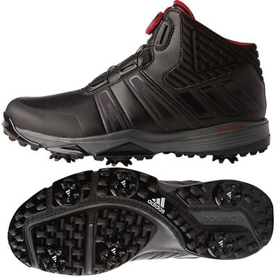 Adidas 2017 Hommes Climaproof Boa Wide Waterproof Golf Shoes Winter Boots