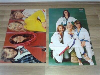 POP POSTER - BRAVO POSTER - ABBA POSTER COLLECTION - 49 x ABBA Poster