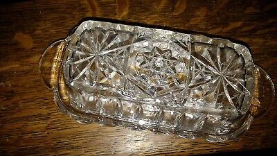 vintage-collectible-depression-glass-butter-dish