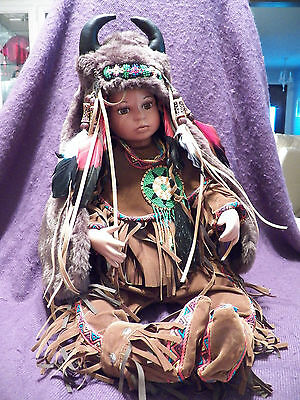 1 Timeless Indian Doll Collection   New