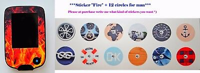 👰Diasticker Libre Freestyle stickers for Glucose MonitorLibre monitoring Vinyl