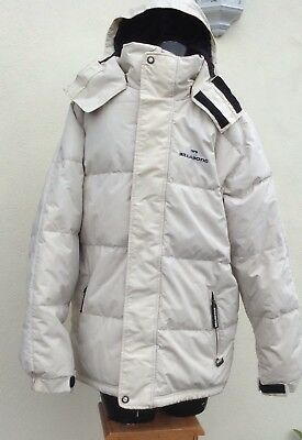 Billabong Cream High & Dry All Weather Jacket, Ski/ Snow Boarding Etc Med