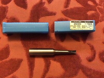 M.a. Ford 3092300 Solid Carbide Boring Bar