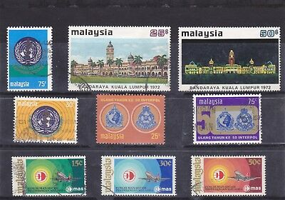 Stamps of the Malaysia