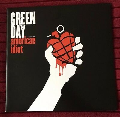 Green Day American Idiot Vinyl