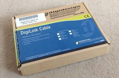 Avid Digidesign Digilink Cable 12 Foot/4m