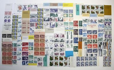 Sweden Booklets And Booklet Stamps Mint