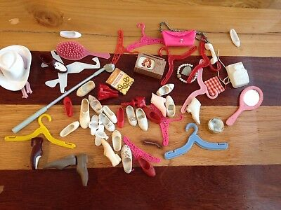 vintage Barbie Doll TLC Accessory Lot Barbie & other fashion doll Accessories