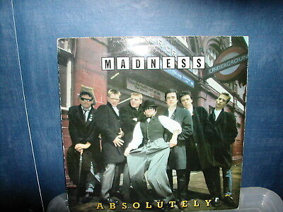 Madness-Absolutely  LP 1980