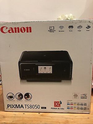 Canon Printer Pixma TS8050