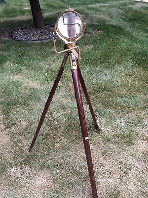 Genuine Antique Heliograph from Boer War Era--very rare indeed!