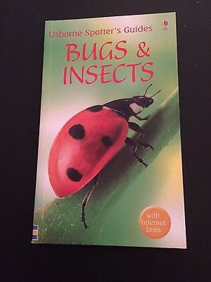 Bugs & Insects Book