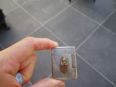 Briquet St Dupont Drago Gendarmerie Indochine  Original French Lighter