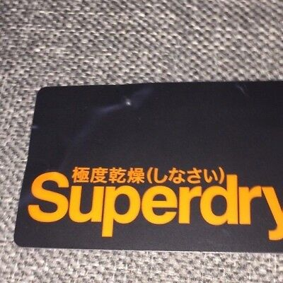 Superdry Gift Card £22.99