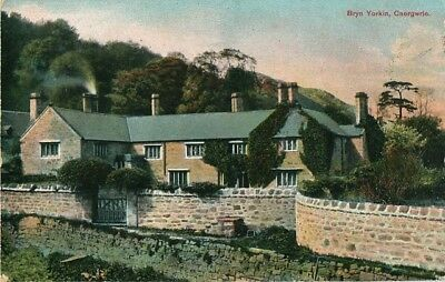 Flintshire Bryn Yorkin Caergwrle Near Wrexham Large House