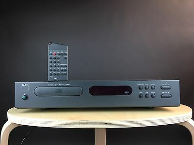 High End NAD C541i HDCD 24 Bit CD Player In Great Condition.99p NR