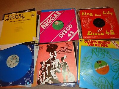"73 Joblot Rare Top Condition Funk Soul Disco Reggae 12"" 70/80 Some Top Copies Lp"