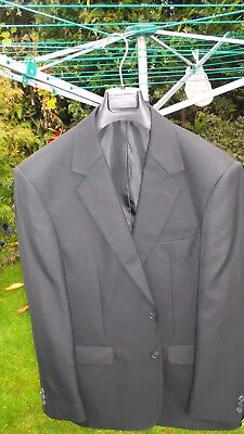 Morning Suit Blackjacket, Used Size 42; Masonic/barrister/funeral Director