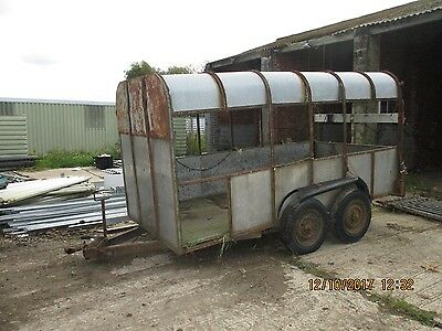 Livestock Trailer Sheep Trailer