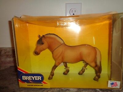 1994 Breyer No 482 Henry Norwegian Fjord Horse