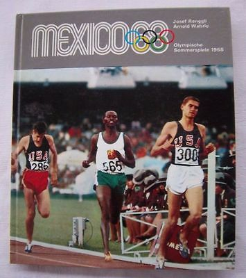 Orig.Sticker Album   Olympic Games MEXICO 1968  //  Complete  !!  EXTREM RARE