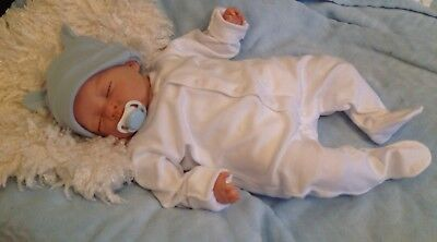 NEWBORN BABY BOY Child friendly REBORN doll REDUCED PRICE for LIMITED TIME