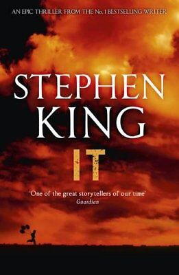 It by Stephen King New Paperback