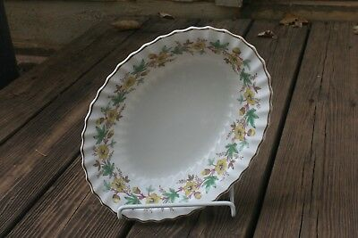 Royal Doulton Chatsworth Oval Serving Bowl