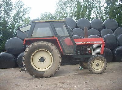 Zetor 8011 & 8045 Crystal Tractor  Workshop Manual