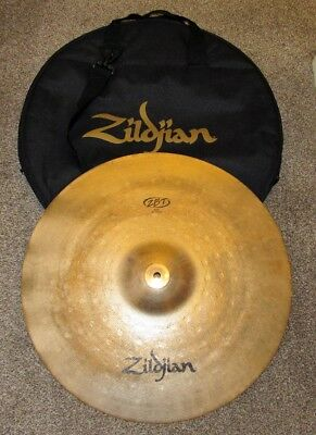 "Zildjian ZBT 20"" Ride Turkish Ride Cymbal With Case Made in The USA RRP £119.00"